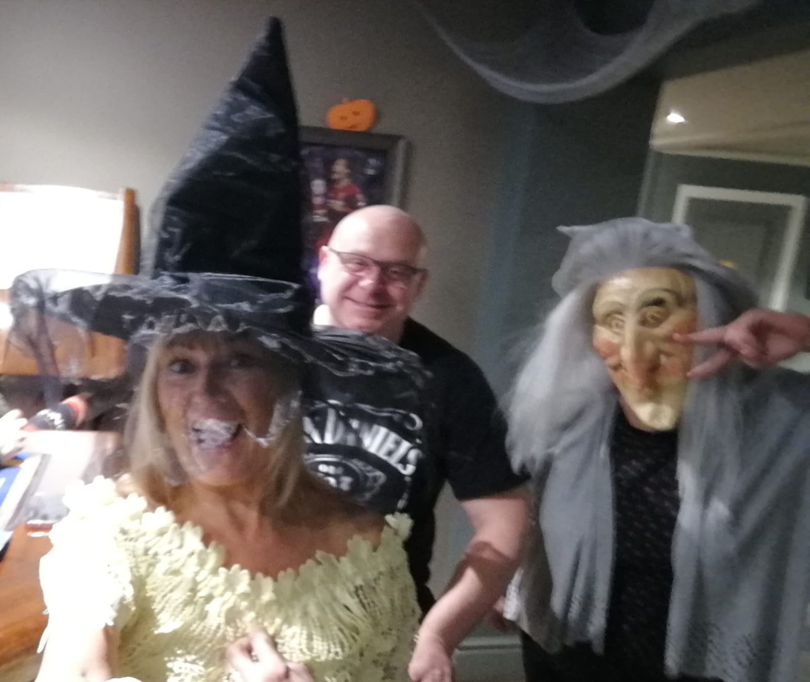 Halloween Special Open Mic night at the New Travellers rest