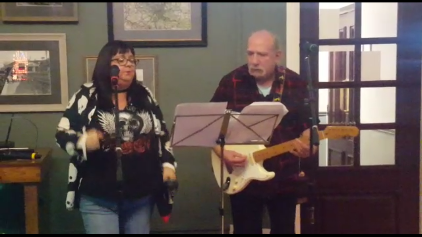 Highlights of our Open mic night at the New Travellers Rest, Crossgates, Leeds 6th November 2019